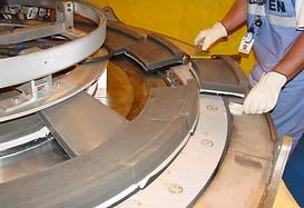 transport cask shield