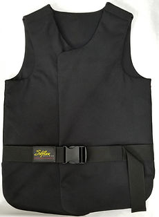 radiation shielding vest