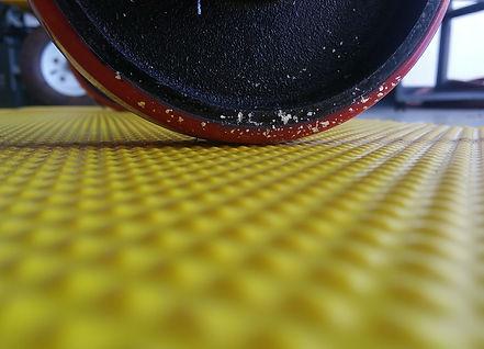 radiation protection floor