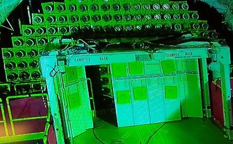 reactor face