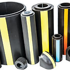 radiation shielding pipes