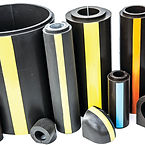 radiation shielding pipes