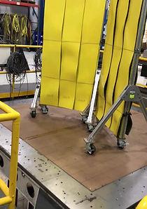 Seismic Testing Racks