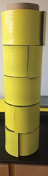 magnetic radiation shieldin
