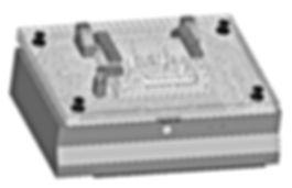 Magnifitec ICT Fixture model