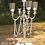 Thumbnail: Kerzenständer Silber