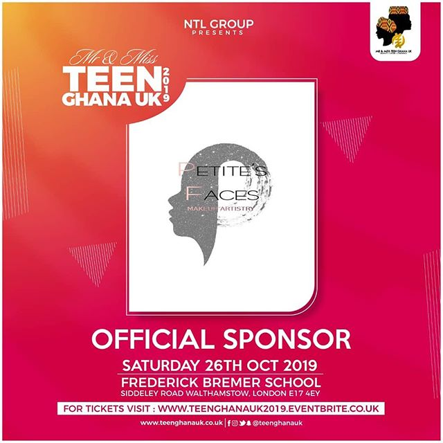 Mr & Miss TEEN Ghana UK 2019🇬🇭🇬🇧🚨 S