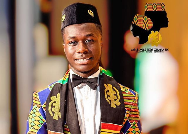 Congratulations to the newly Mr Teen GHA