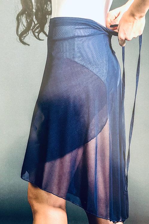 High Low Wrap Skirt