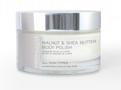 MONU Walnut & Shea Body Polish