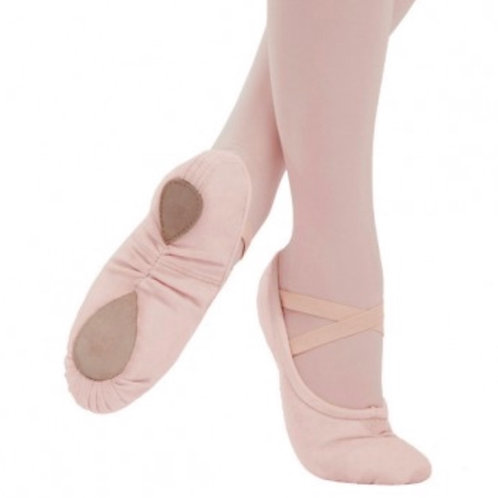 Capezio ProCanvas WIDE Ballet Shoe