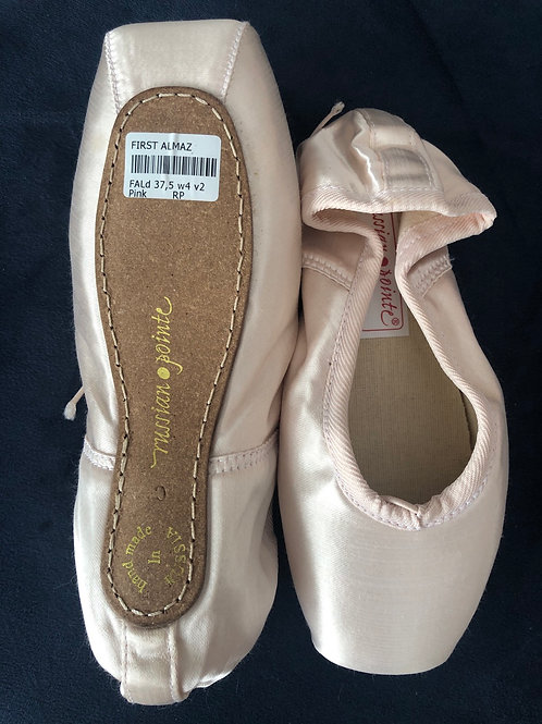Russian Pointe Demi Pointe Soft