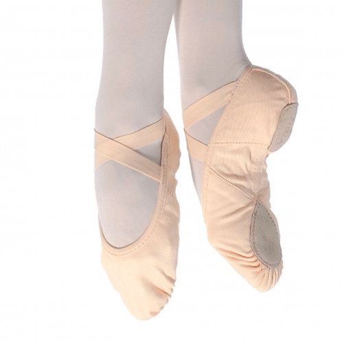 Merlet Stella S/S Canvas Ballet Shoe