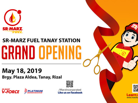 SR-Marz Fuel Tanay - Grand Opening