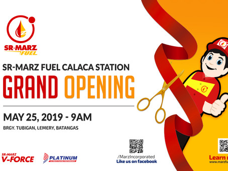 SR-Marz Fuel Lemery - Grand Opening