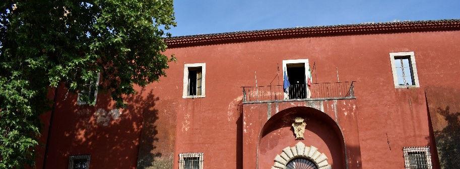 The Castello in Priverno