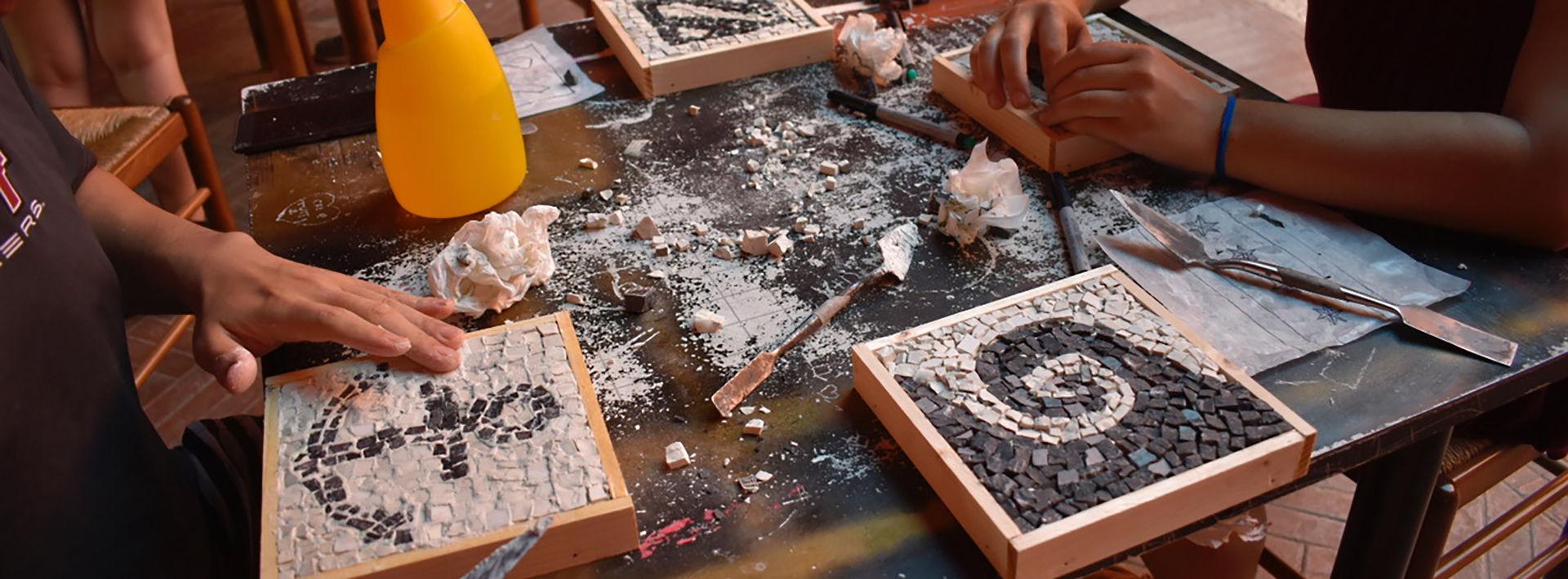 Mortars and Mosaics