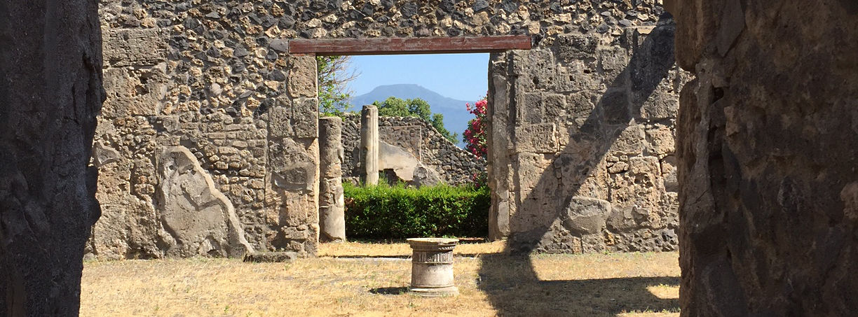 The Restricted-Access Look Into Pompeii's Past