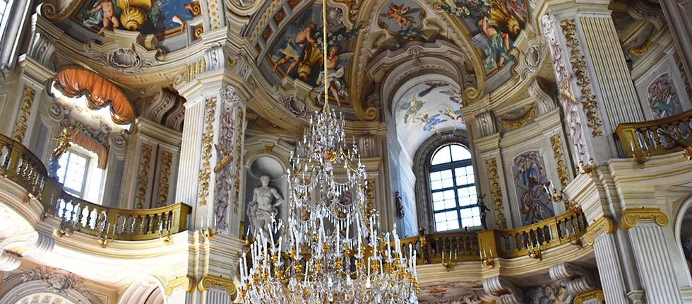 Grandeur in Turin