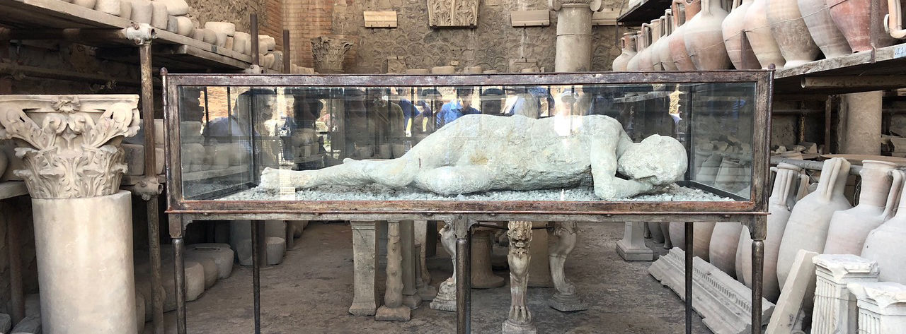 Pompeii for the Day