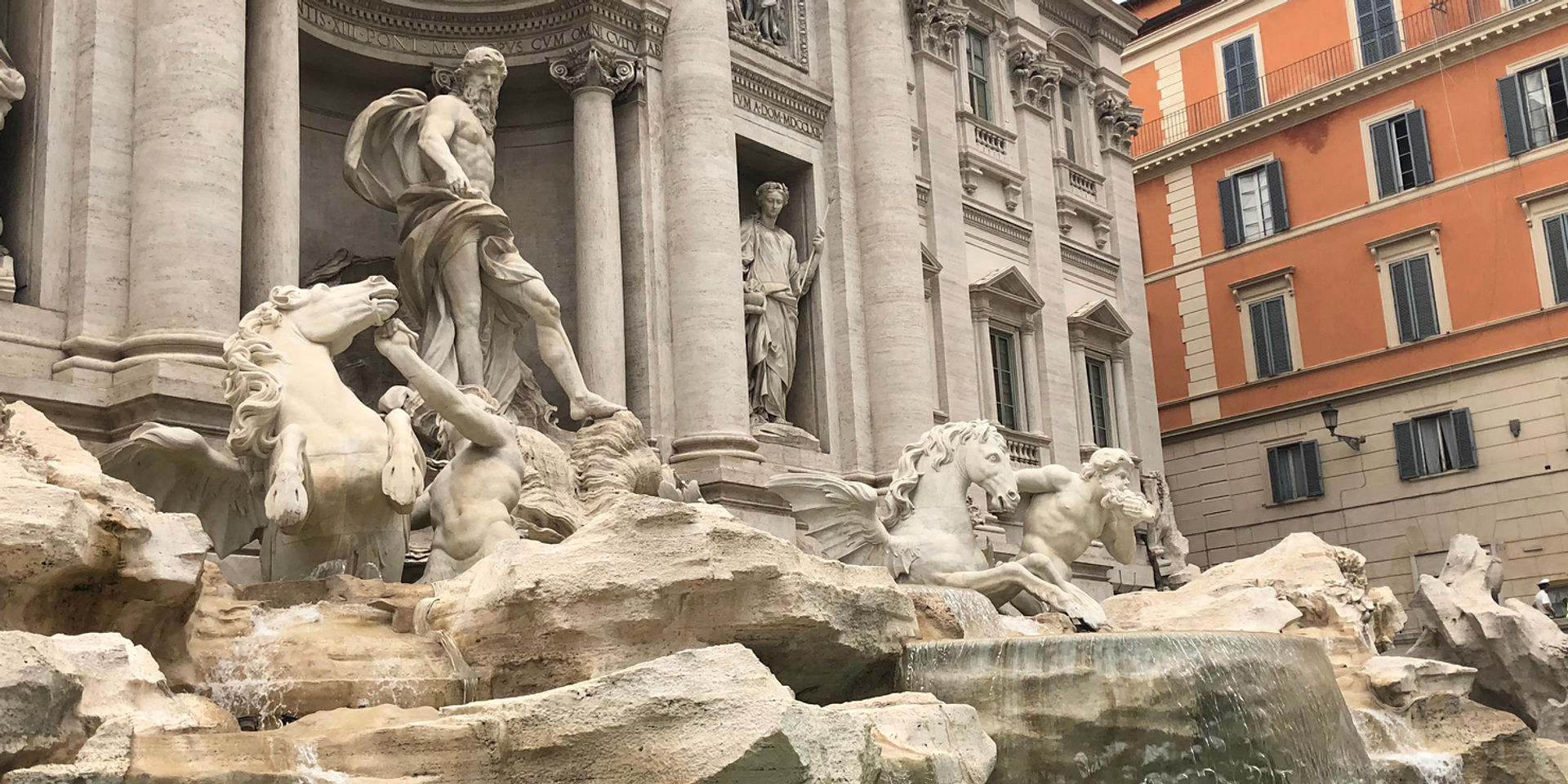 American Academy and a Taste of Rome