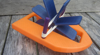 Child's Paddle Boat