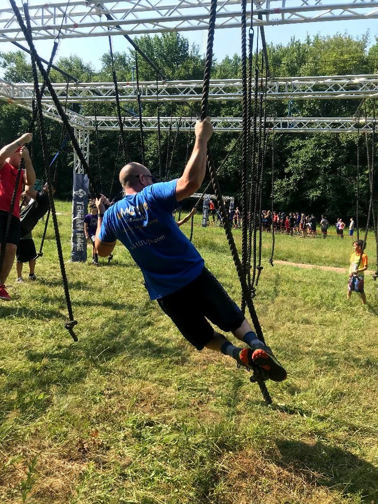 Spartan Obstacle Course Training