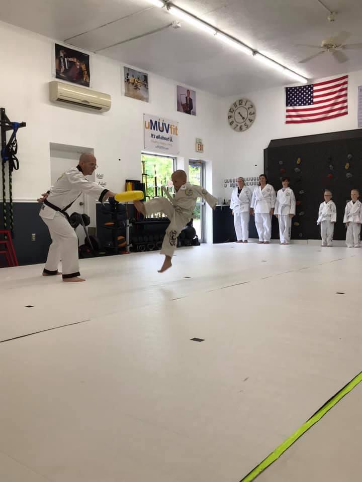 Hwardo Combination Martial Arts