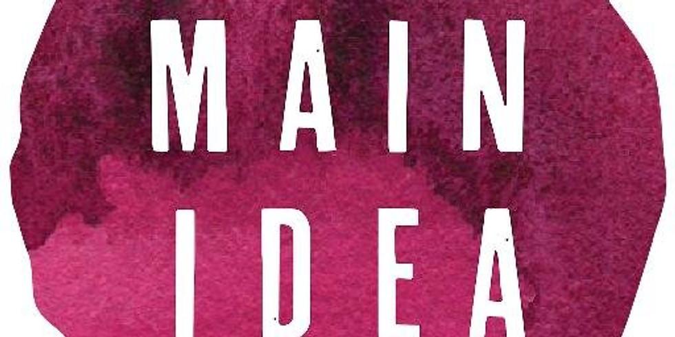 Improvisational Drama - With MAIN IDEA! Ages 7-15, $10