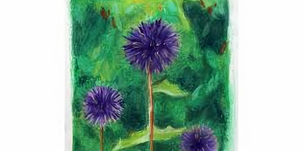 Intro to Chalk Pastel Landscape, Ages 18+, $10, Instructor Laura Marotta