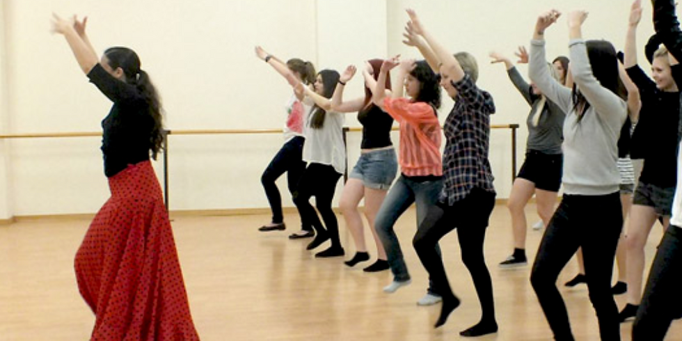 Intro to Flamenco with Edmy Ortiz, Ages 13+, $10