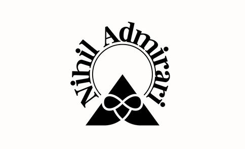 Nihil Admirari ロゴ