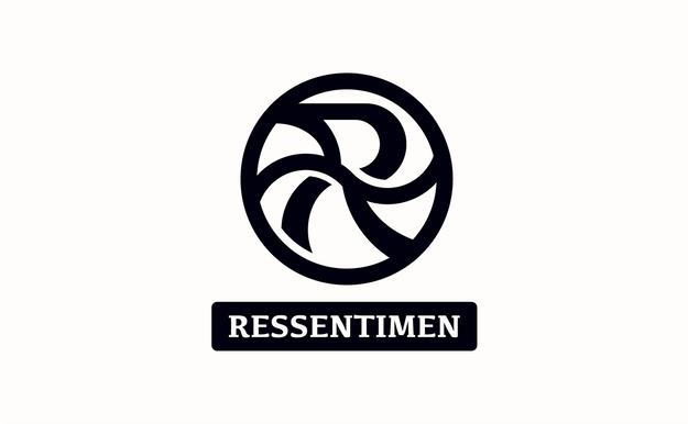 ルサンチメン RESSENTIMEN ロゴ