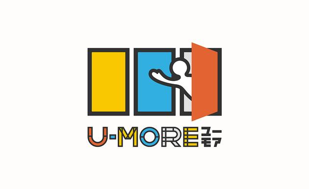 株式会社U-MORE ロゴ