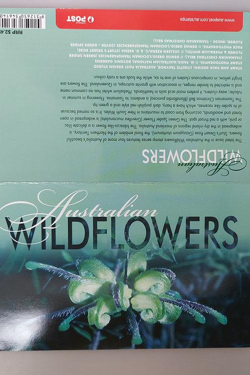 AUSTRALIA - WILD FLOWERS