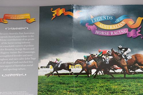 AUSTRALIA - LEGENDS OF HOURSE RACING  2007