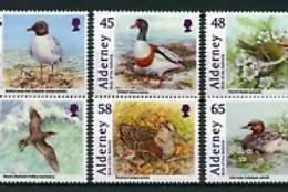ALDERNEY - BIRDS OF THE BAILIWICK   2011