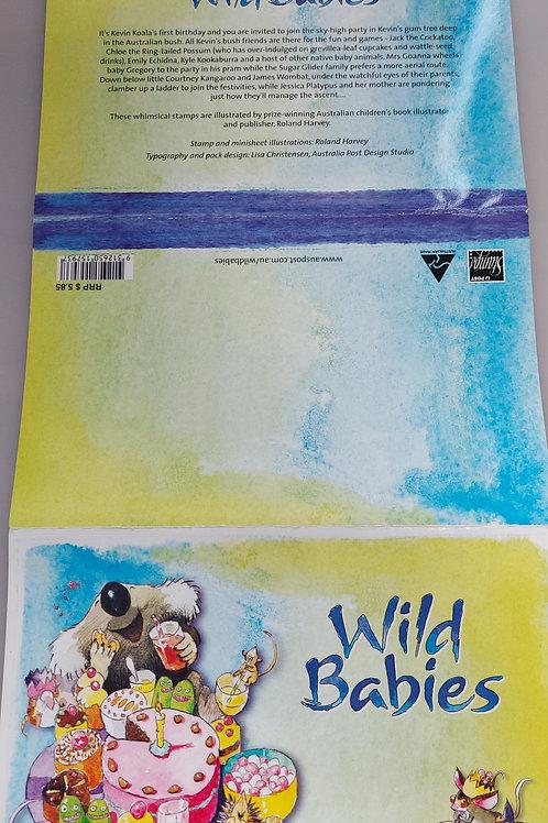 AUSTRALIA - WILD BABIES 2001