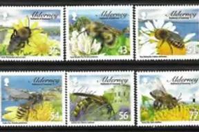 ALDERNEY - BEES   2009