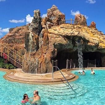 The Beauty of Disney's Polynesian Village Resort