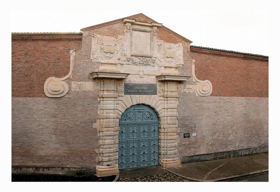 Restauration du Collège Pierre de Fermat / hôtel de Bernuy à Toulouse