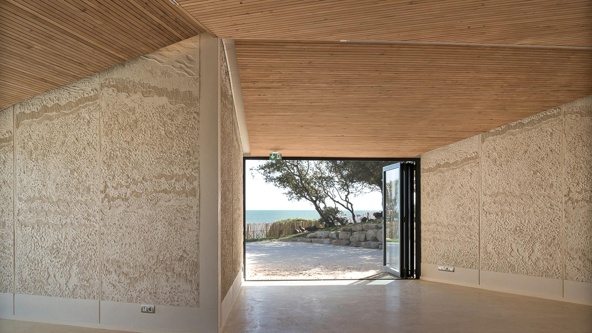 La maison des Douanes à Saint-Palais-sur-Mer