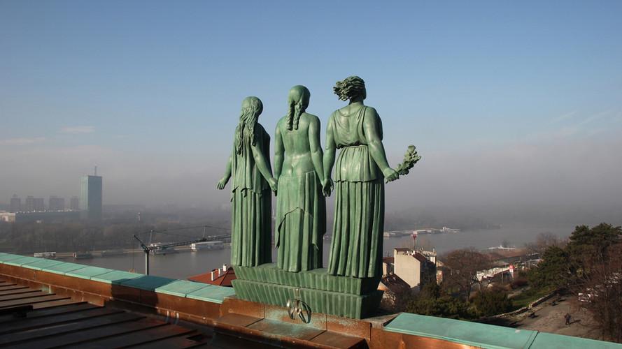 Ambassade Art Déco de Belgrade