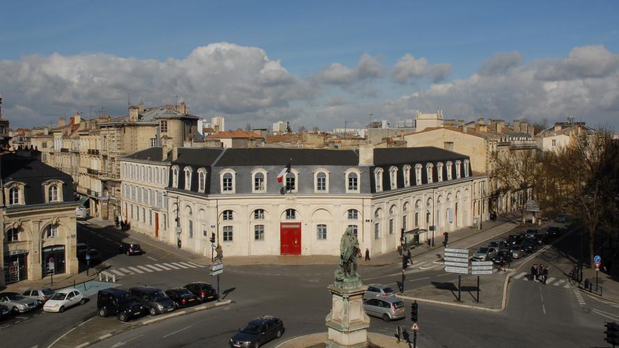 Hôtel de la Marine à Bordeaux