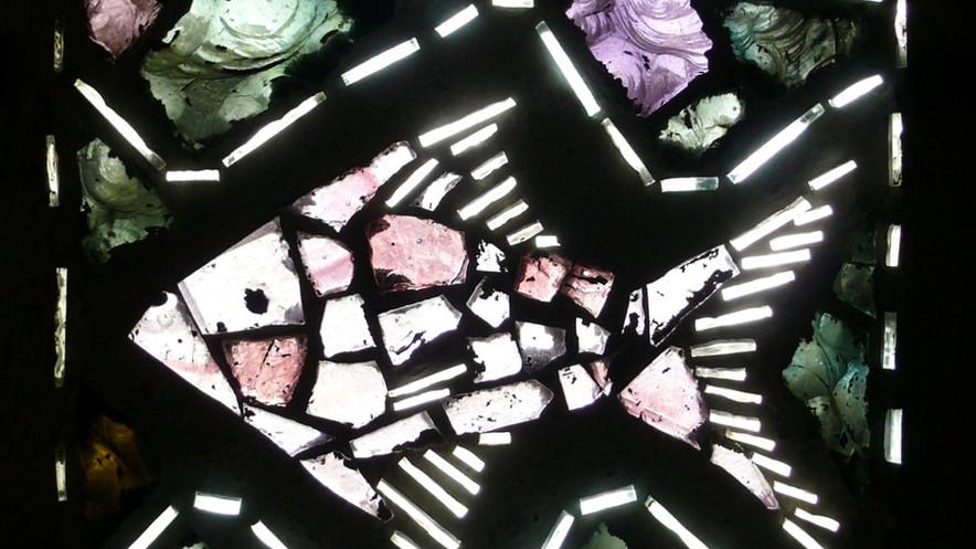 Restauration de vitraux XXe