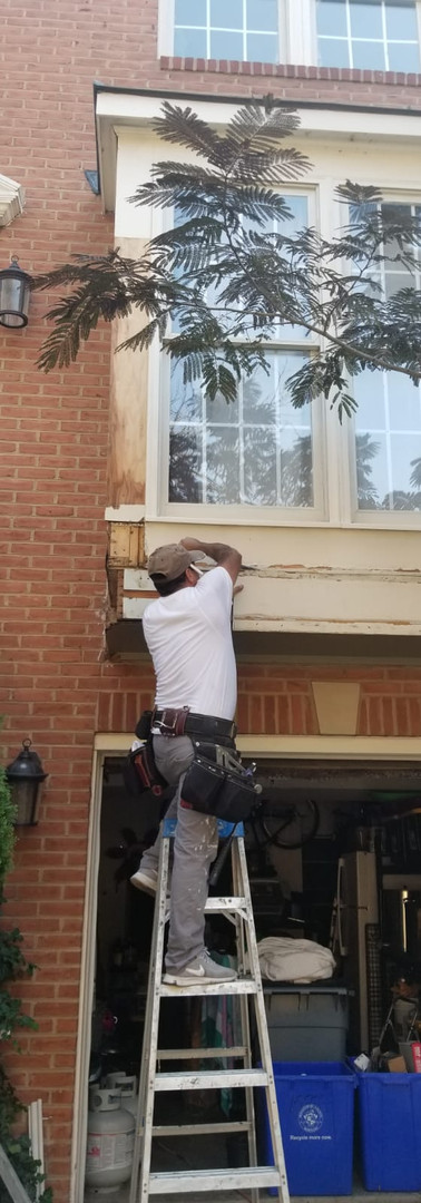 Window Frame Replacement