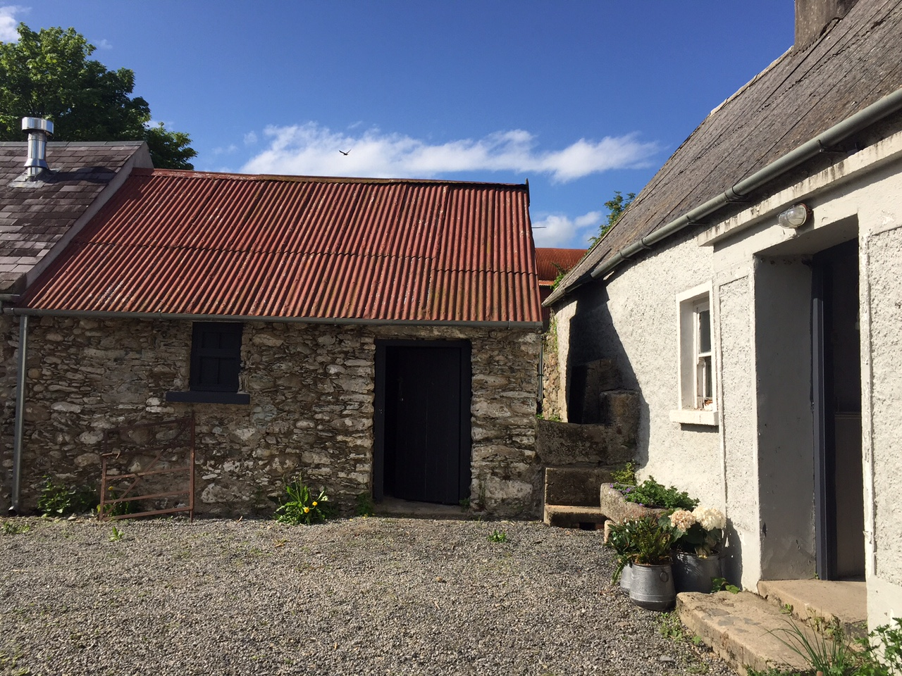 Ballilogue Pre Famine Cottage
