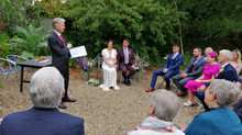 AN IRISH WEDDING AT BALLILOGUE
