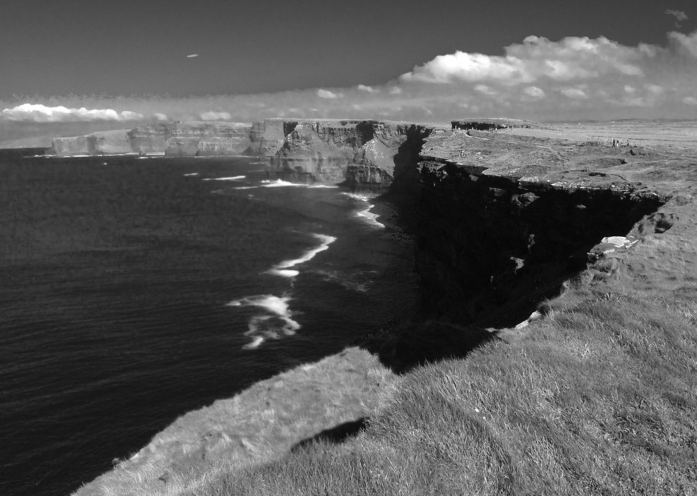 THE CLIFFS OF MOHER, IRELANDS WILD ATLANTIC WAY