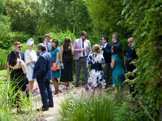 A JUNE WEDDING FOR ESTHER & TOM AT BALLILOGUE